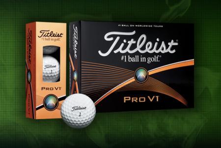 Titleist Pro V1 and Pro V1 X Golf Balls