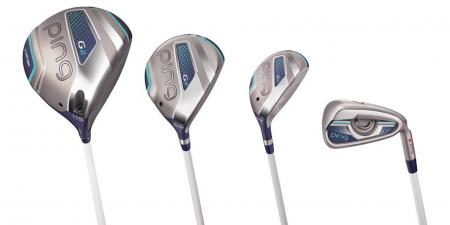 PING's new G LE ladies range