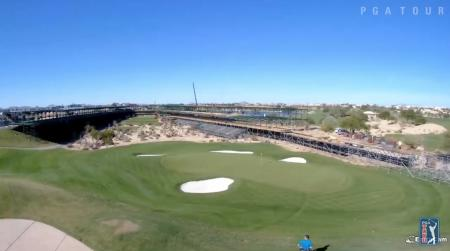 Watch time–lapse of 16th going up