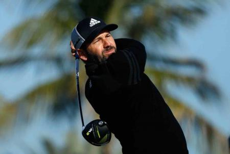 Sergio holds on at Dubai Desert Classic