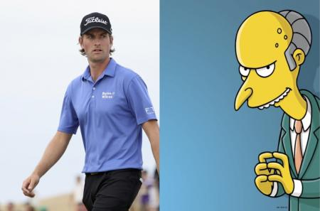 Simpson, eh? Webb goes low at Players