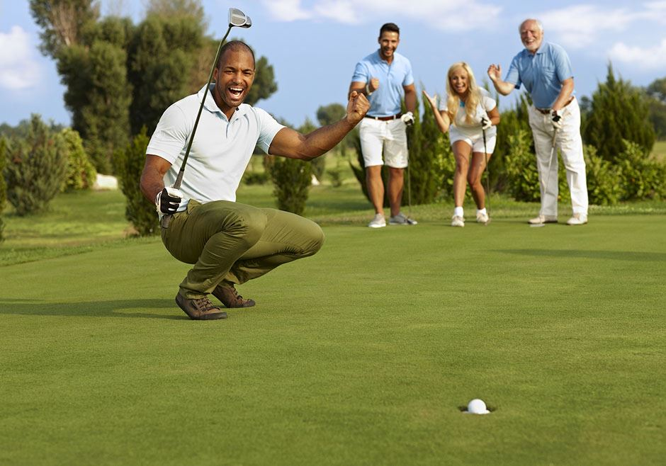 Play golf, live longer it's just science