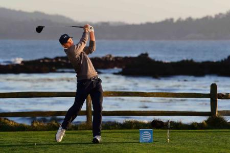 Jordan Spieth takes charge at AT&T