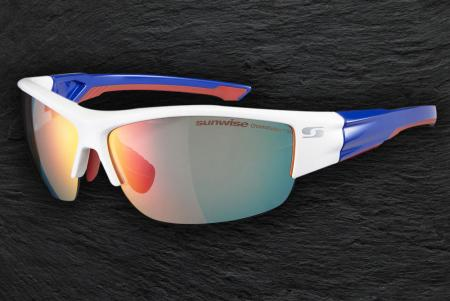 Sunwise Wellington White Sunglasses