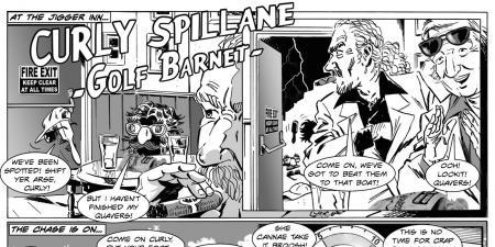 Curly Spillane: Episode 3