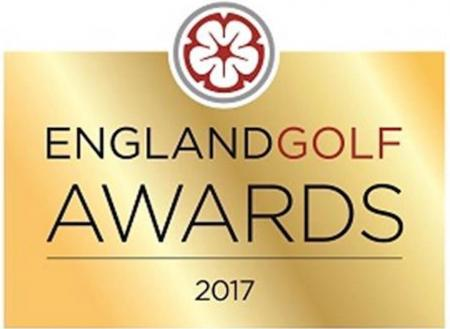 Finalists announced for England Golf Awards