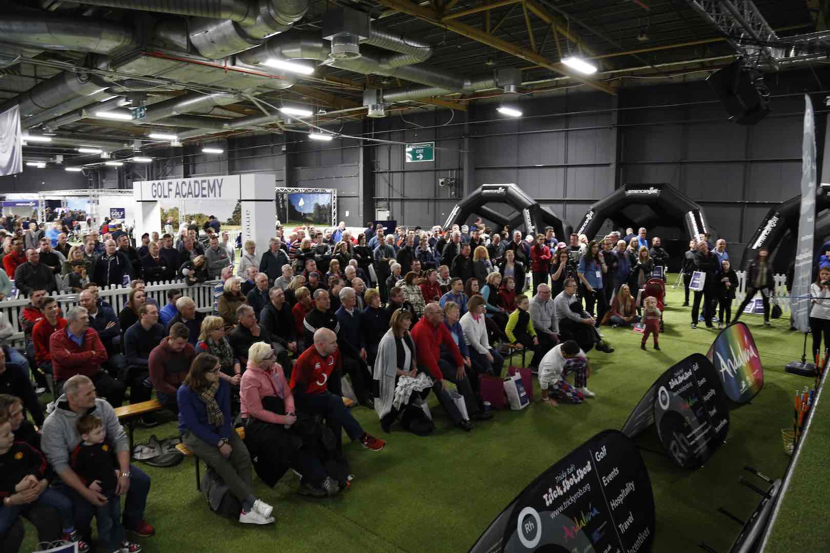 Free golf shows to be launched across UK