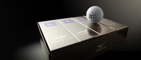 Mizuno launches new JPX–S ball