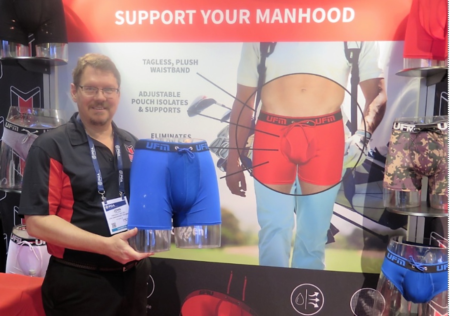 Are these the ultimate golf undies?