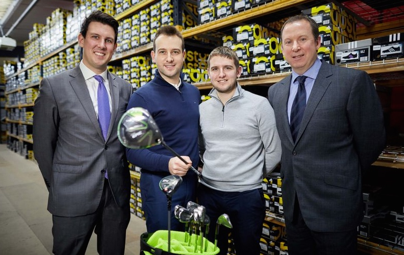 Clubhouse Golf receives £4,000,000 investment