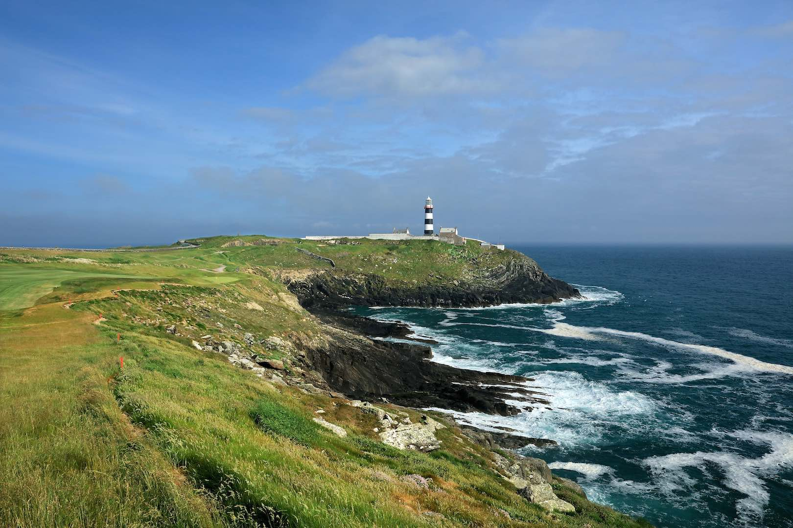 We're Not Worthy: No1: Old Head Of Kinsale, Ireland