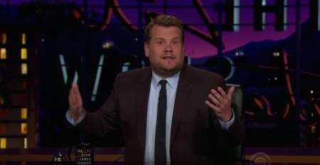 James Corden on why Trump is not playing enough golf