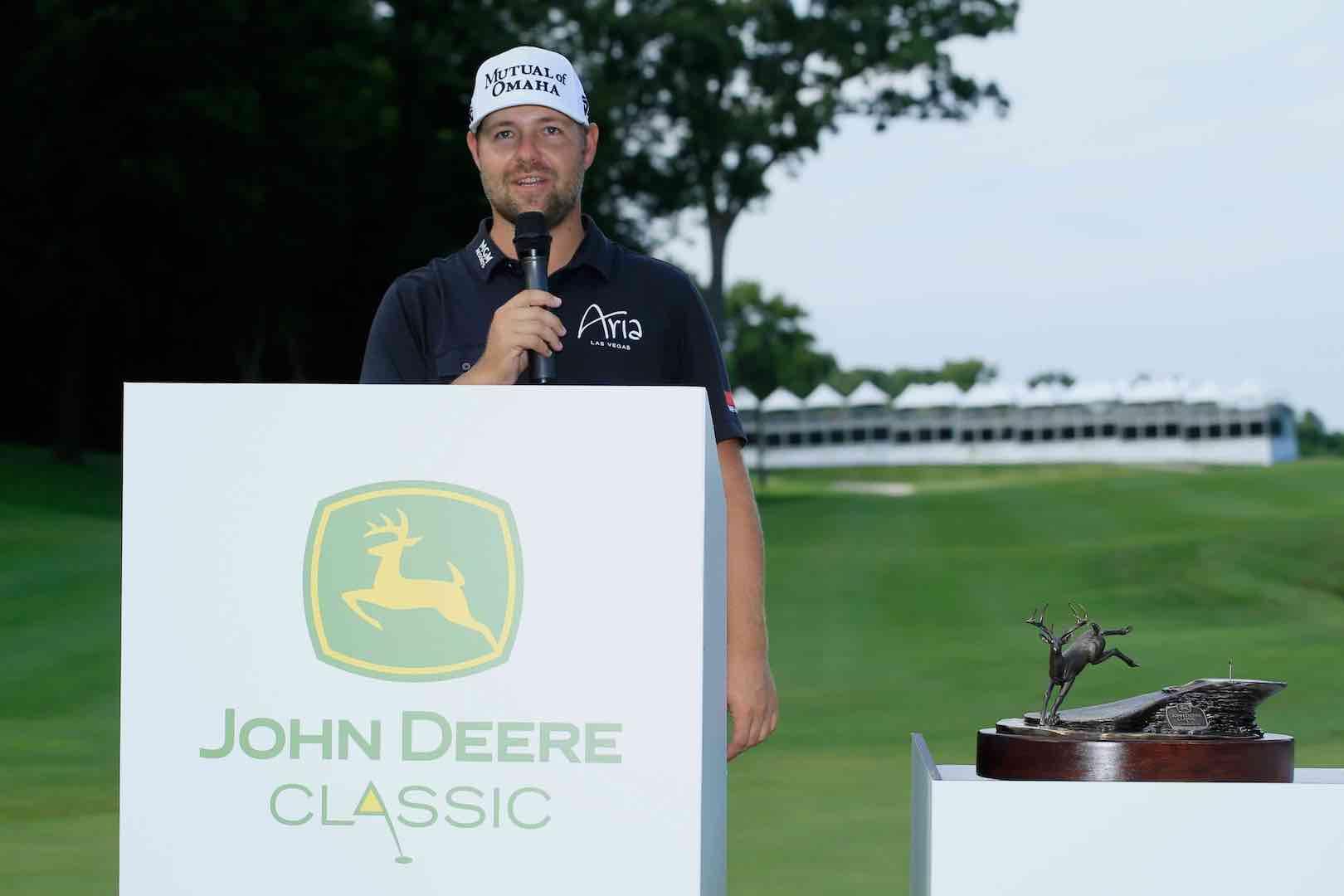 john deere classic wins