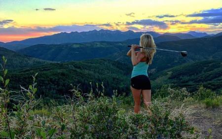 Sunday Siren: It's adrenaline junkie Kendall Welton