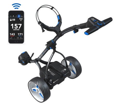 Motocaddy unveil revolutionary S5 Connect