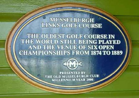Investment for Musselburgh Links
