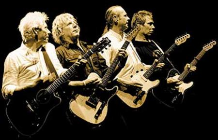 Status Quo to headline at BMW Championship