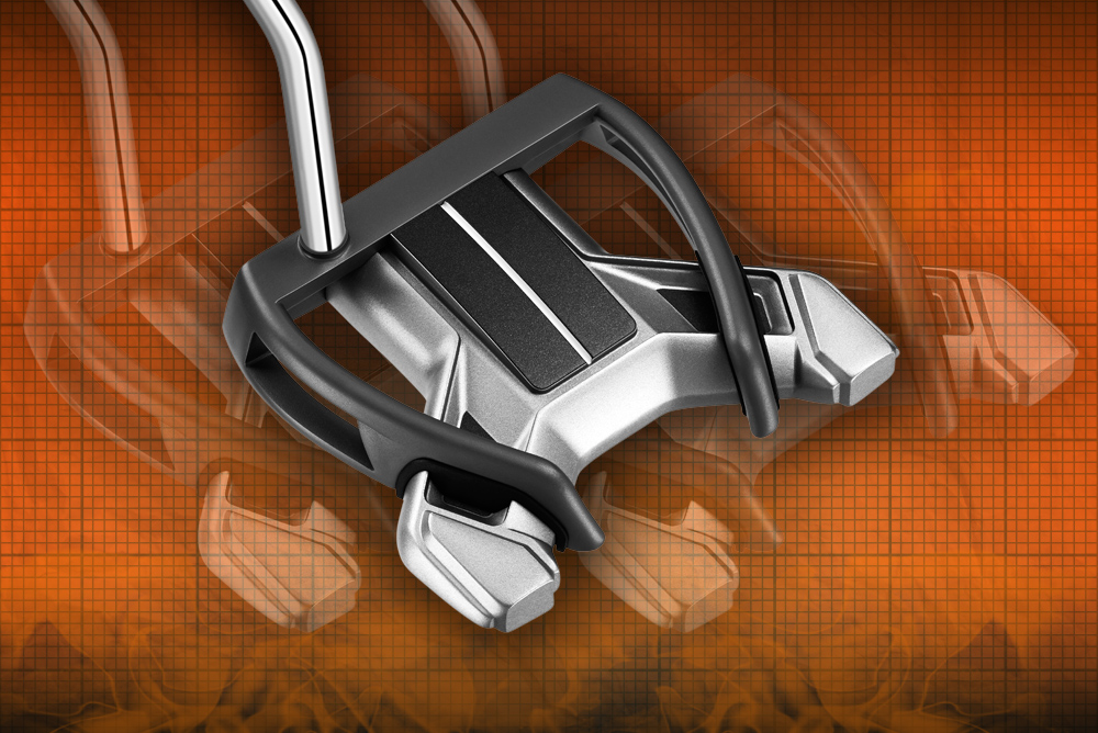 TaylorMade Daddy Long Legs + Putter