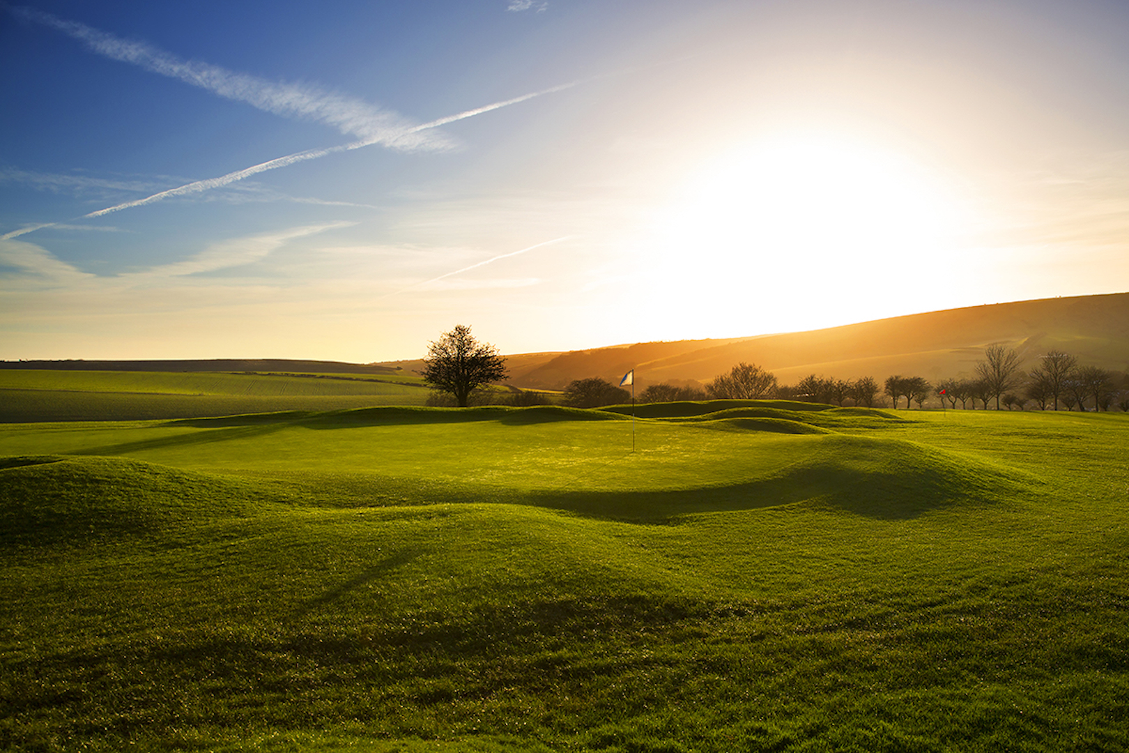 Pyecombe Golf Course, West Sussex