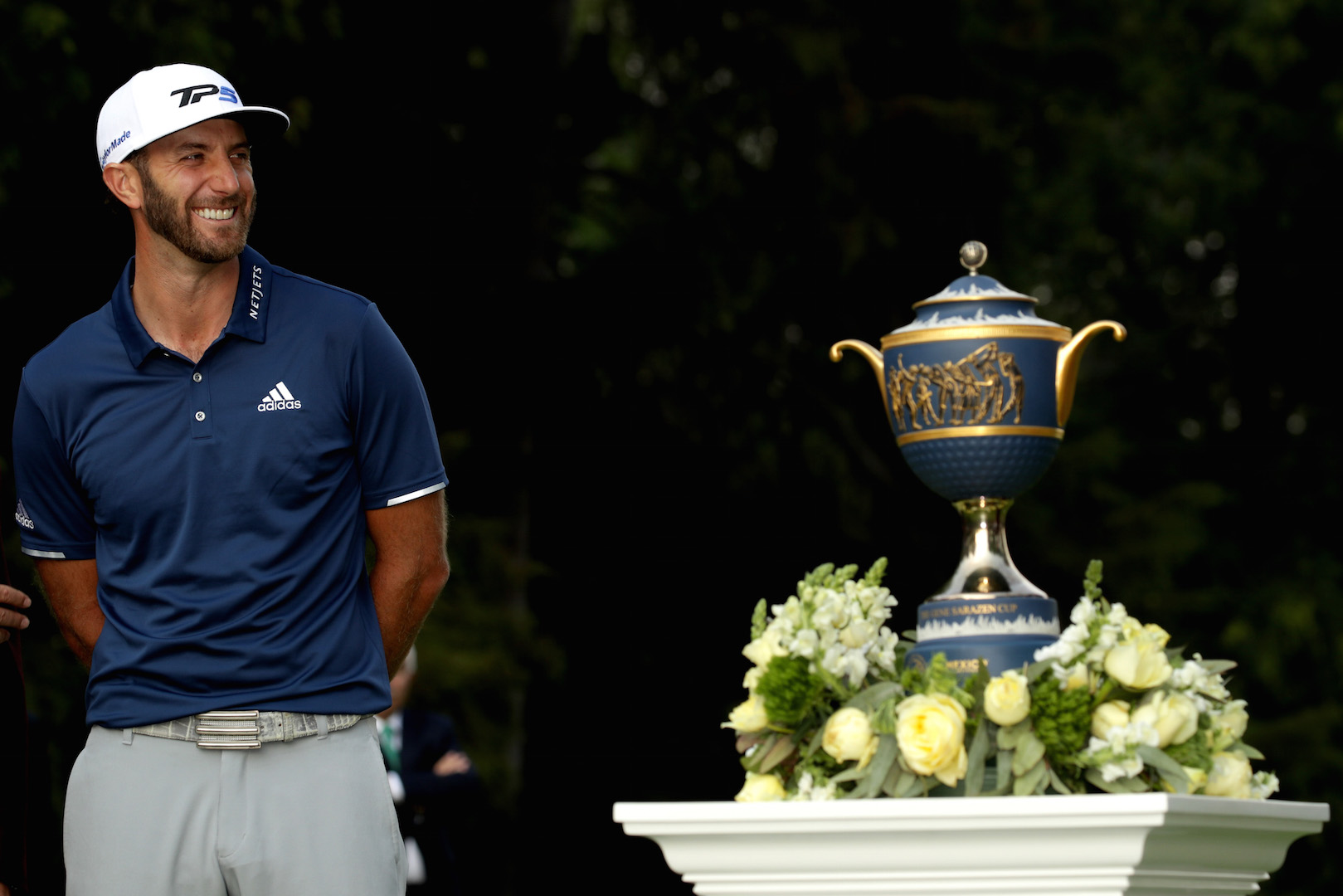 Dustin Johnson wins WGC in Mexico