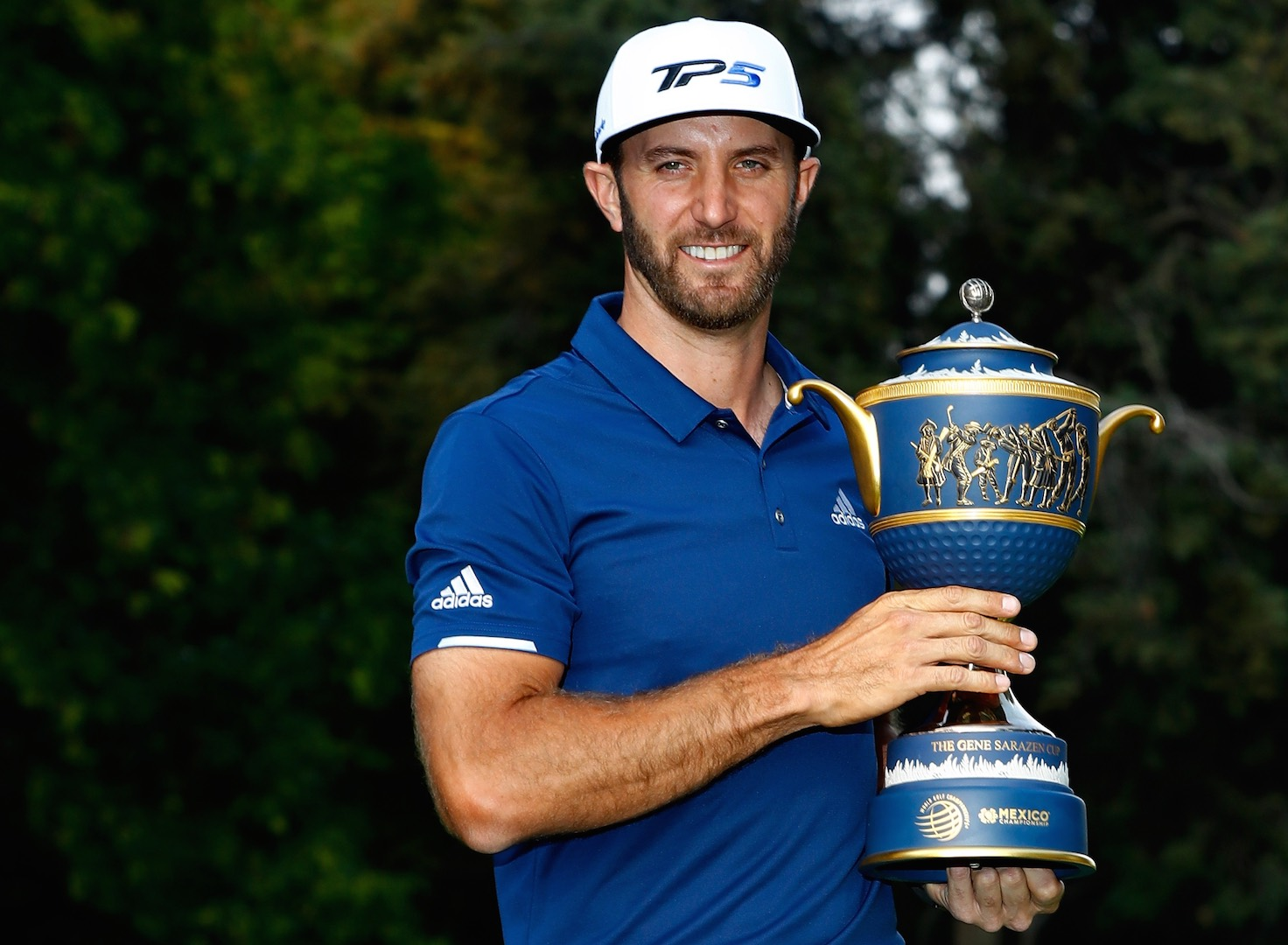 Dustin Johnson What's In The Bag