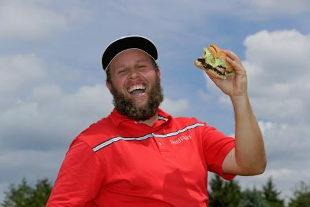 Free food for golfers