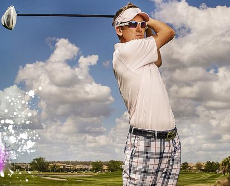 Did Ian Poulter just hit the unluckiest shot of the year?