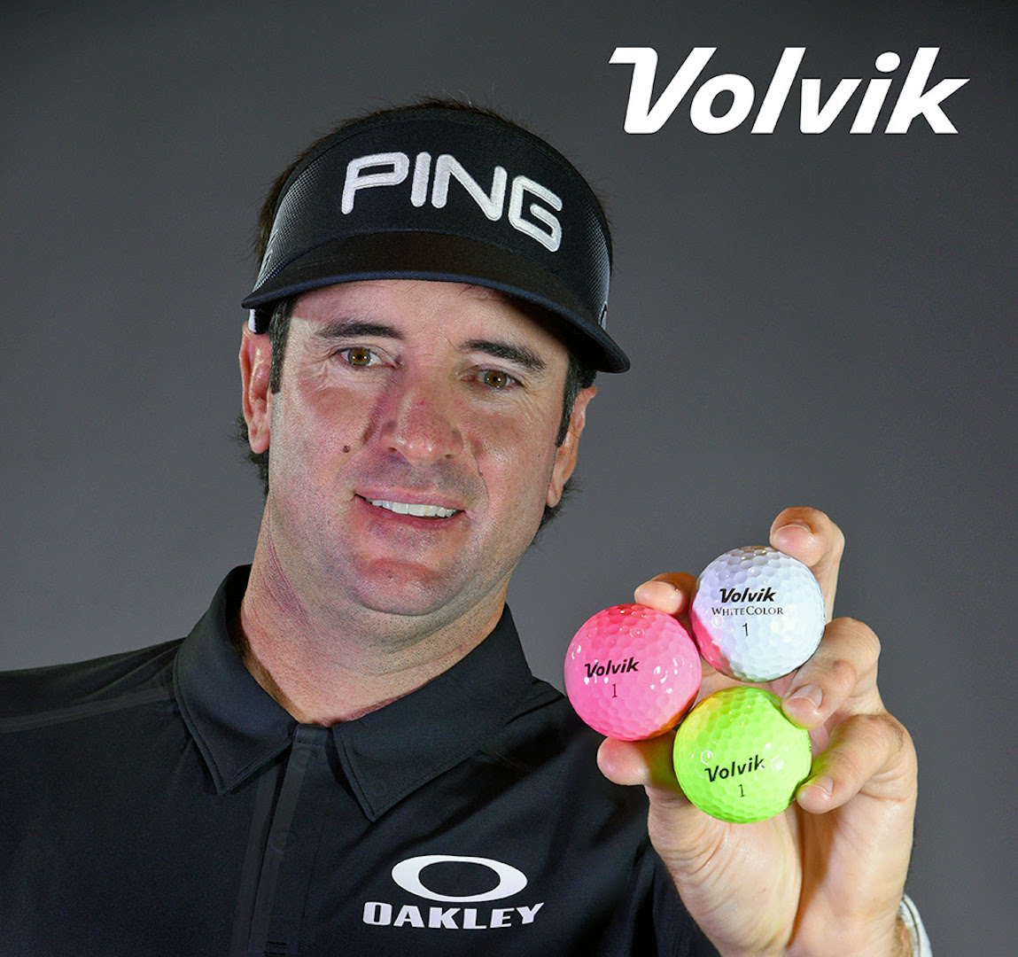 Volvik come out swinging
