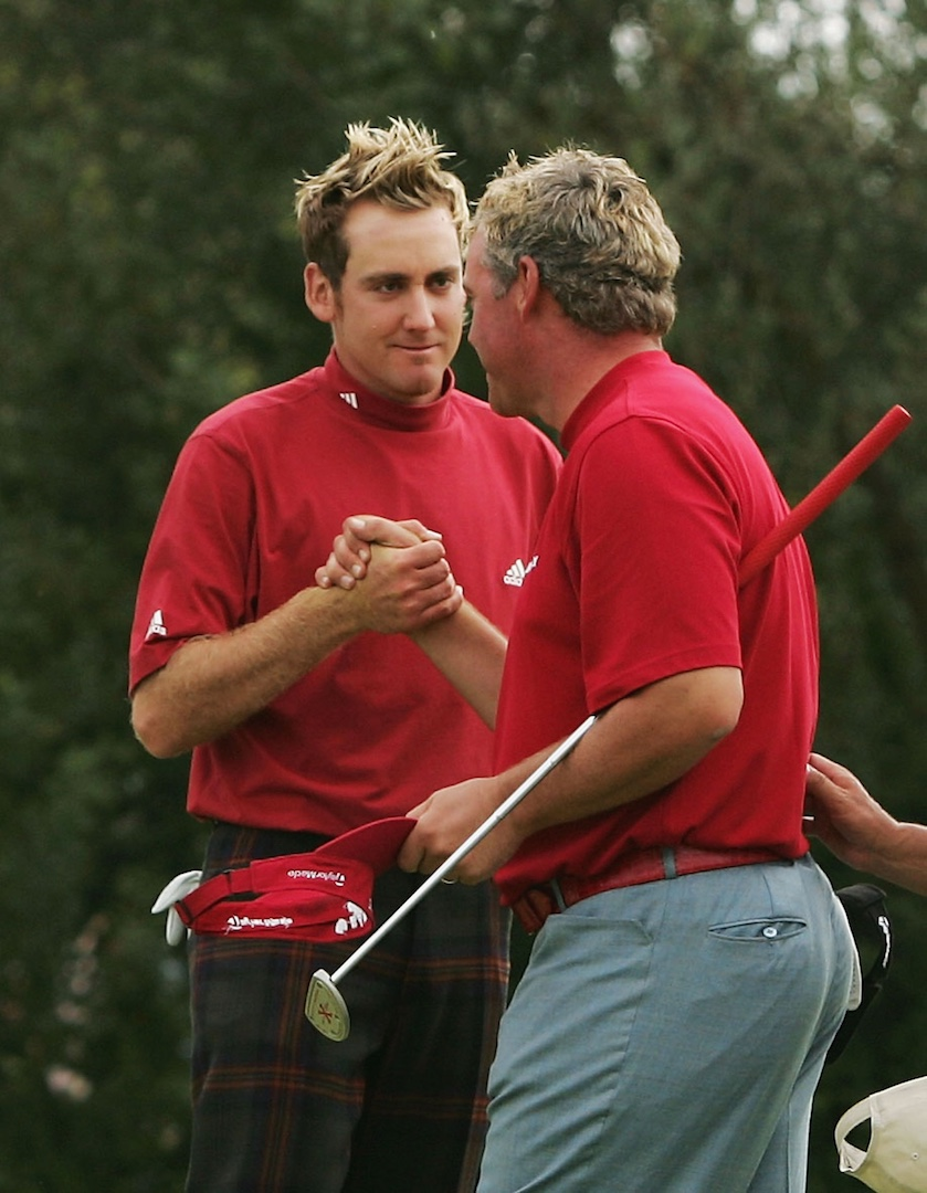 Time is running out for Ian Poulter