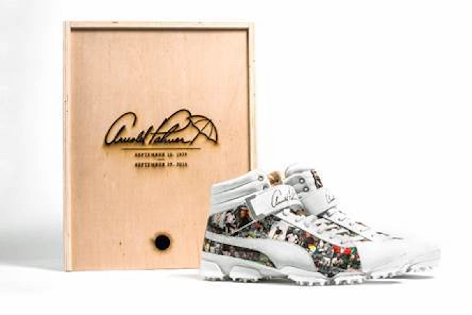 Rickie Fowler to auction off custom golf shoes