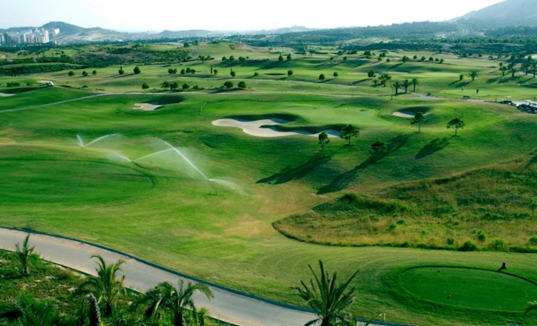 Majorca golf get–away