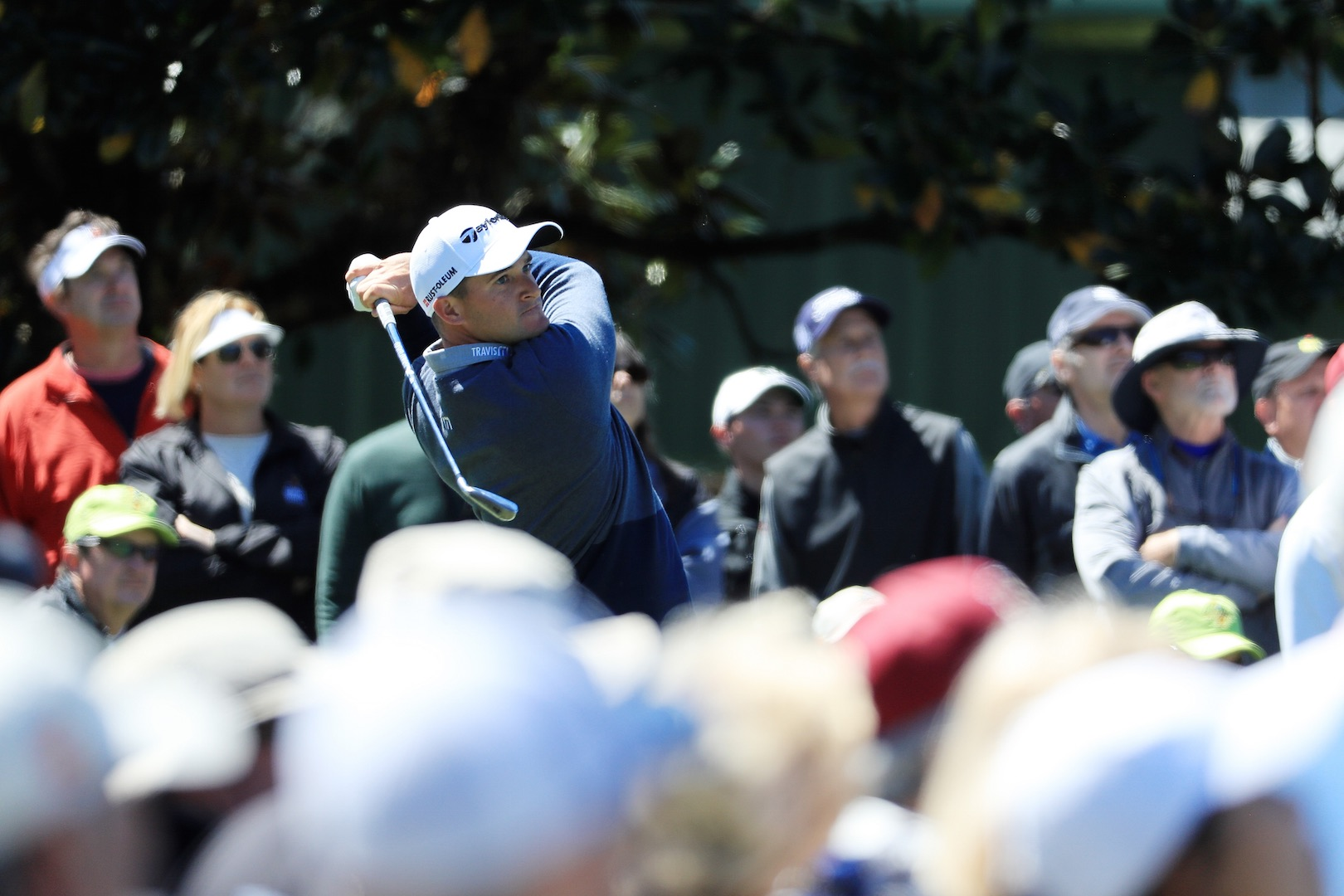 Fitzpatrick takes share of lead at Bay Hill