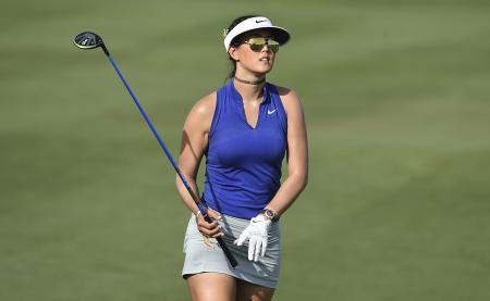 Michele Wie second at LPGA Founders Cup
