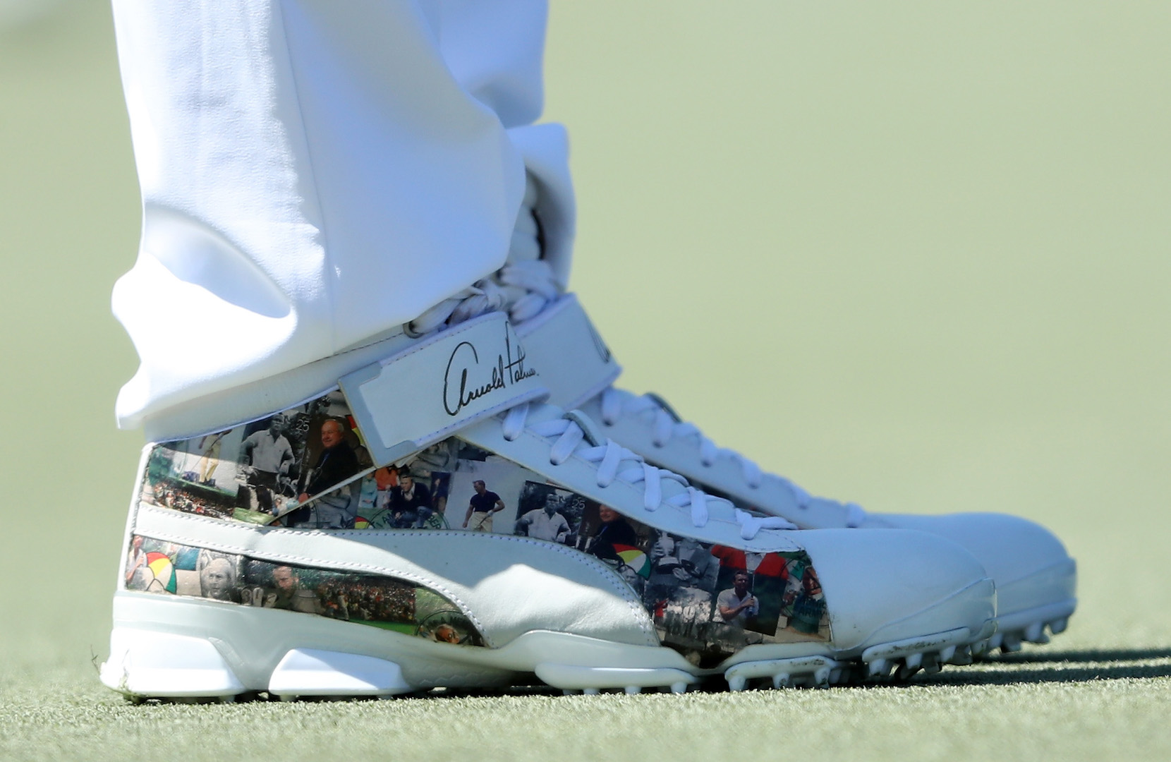 $25,300.00 for Arnie-Rickie shoes