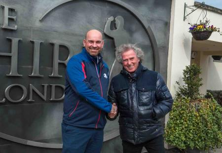 Thomas Bjorn becomes Honorary Captain
