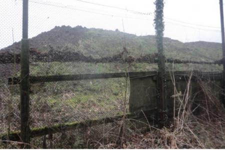Closed Lancashire GC becomes dumping ground