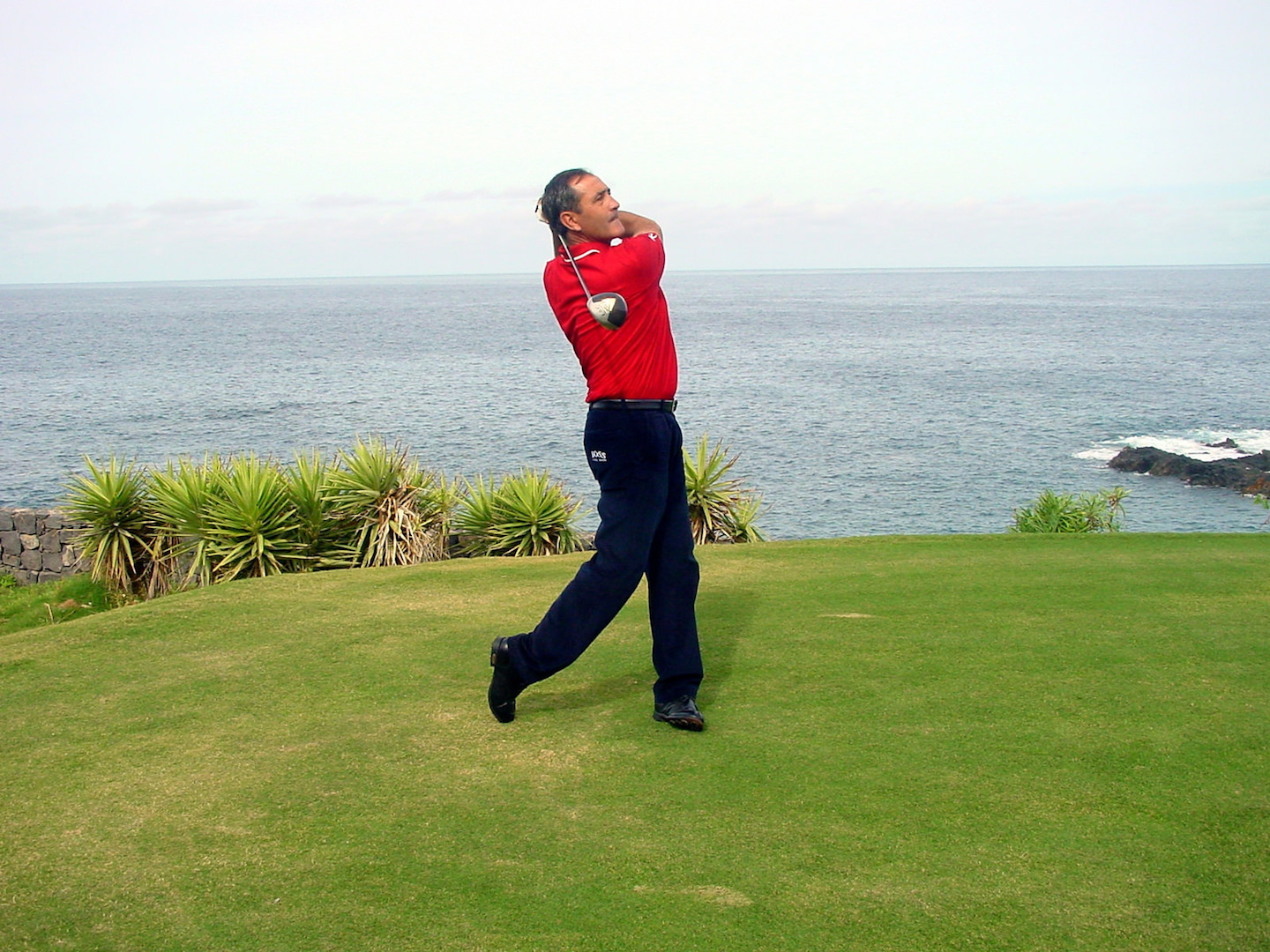 Play a Seve course in Tenerife