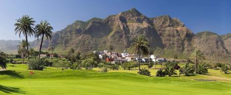 Tenerife for golf and a great time