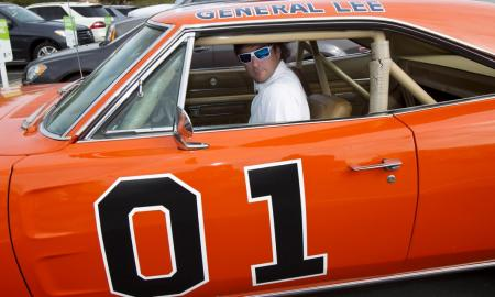 Bubba to paint the General Lee!