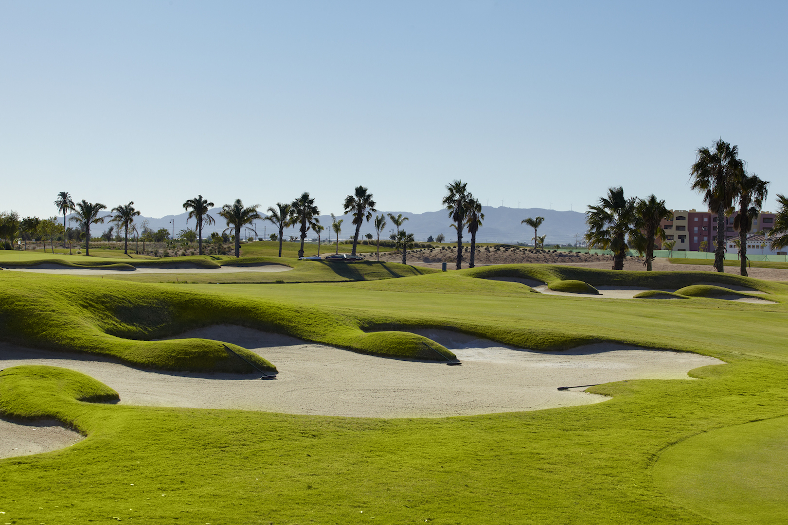 Great value golf in Murcia