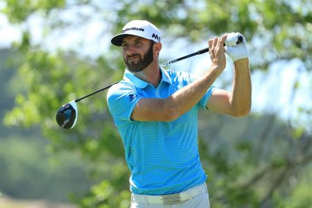 Dustin Johnson withdraws from the Shell Open