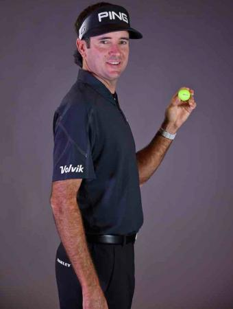 Bubba goes green for The Masters