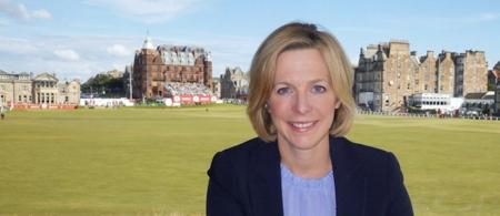 Hazel Irvine to quit BBC Golf