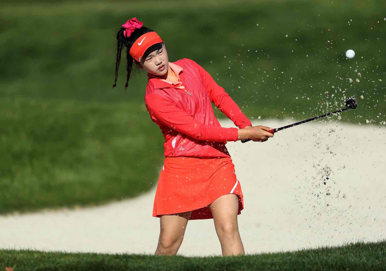 14–year old Lucy Li shoots 71