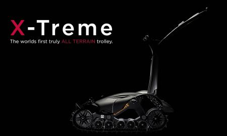 Stewart Golf launch X–Treme