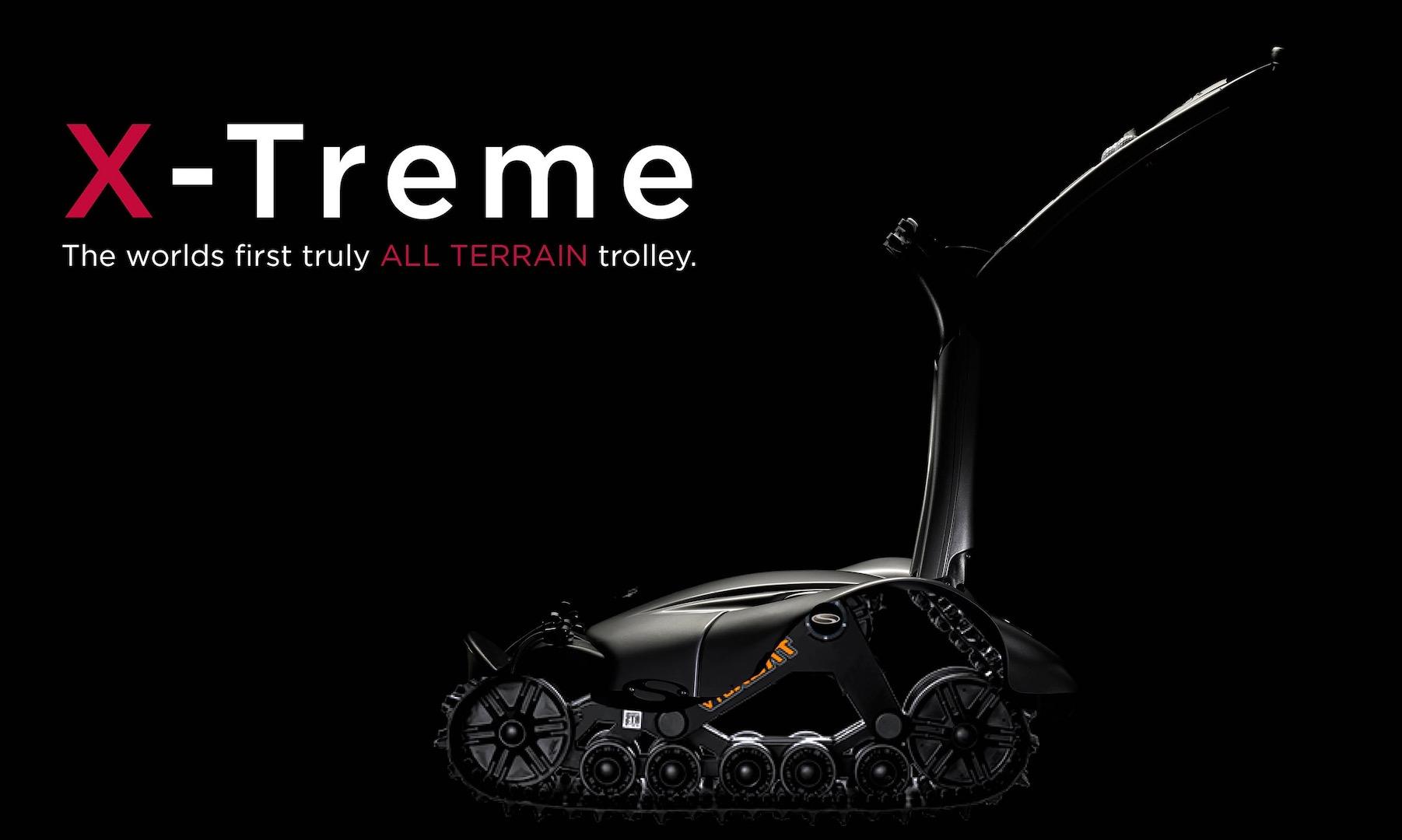 Stewart Golf launch X–Treme