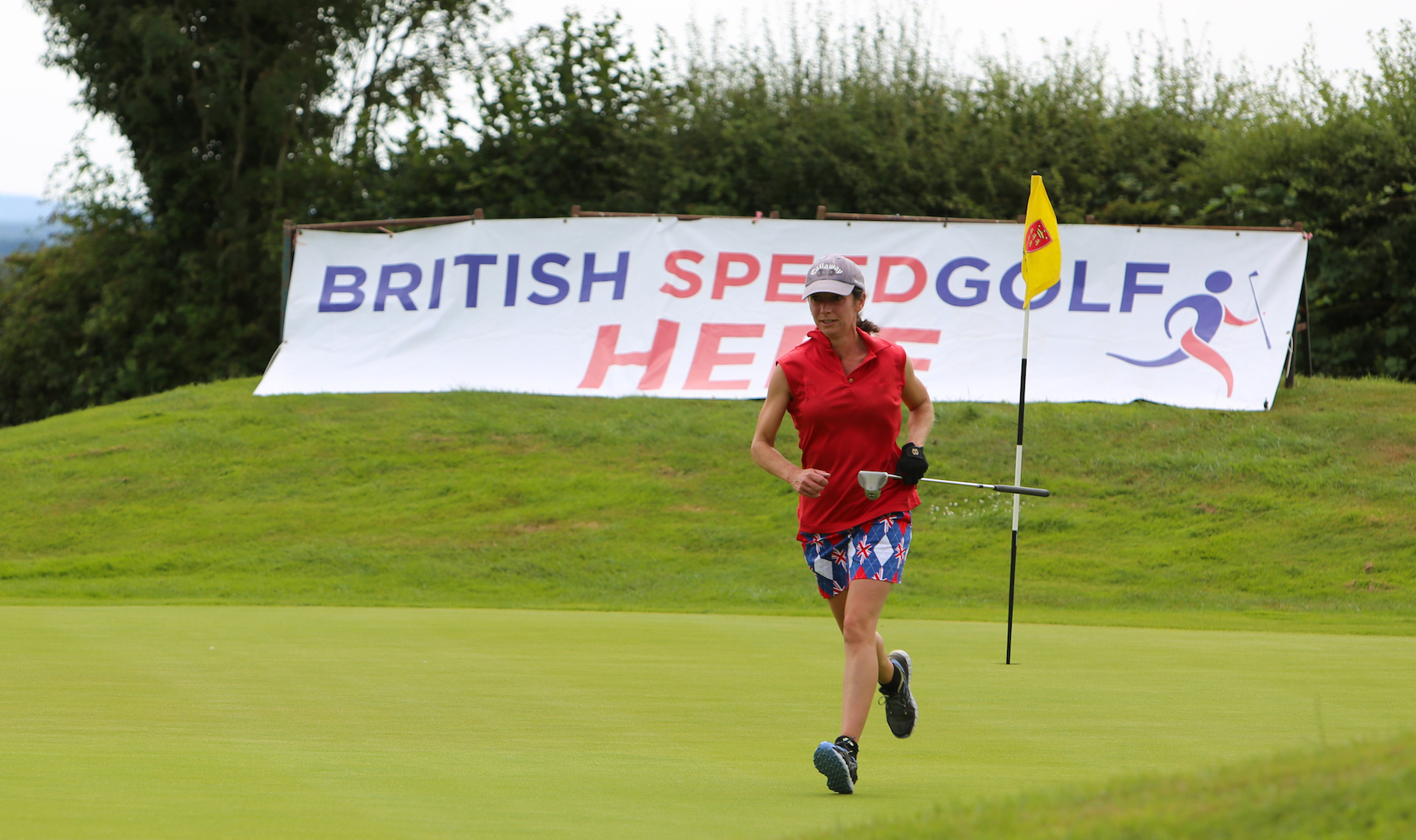 2017 British Open Speedgolf Championships