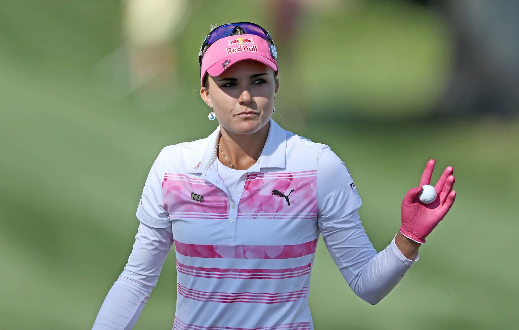 Lexi leads on day 2