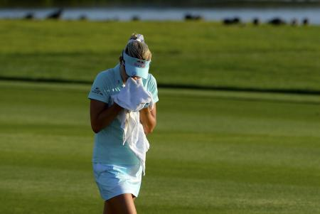 Lexi Thompson sabotaged by armchair official