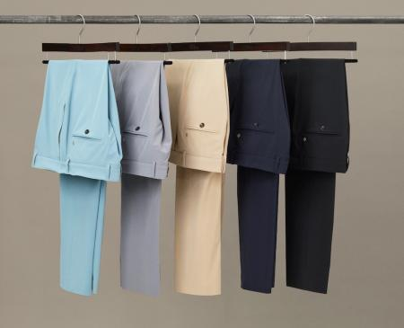 Osar Jacobson's new trouser collection